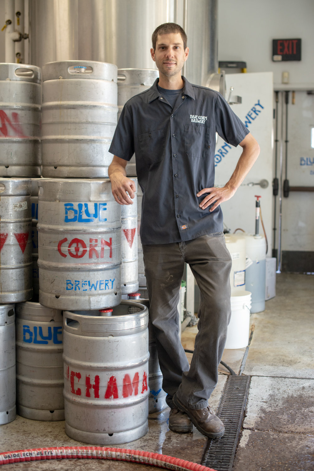Head Brewer, Paul Mallory